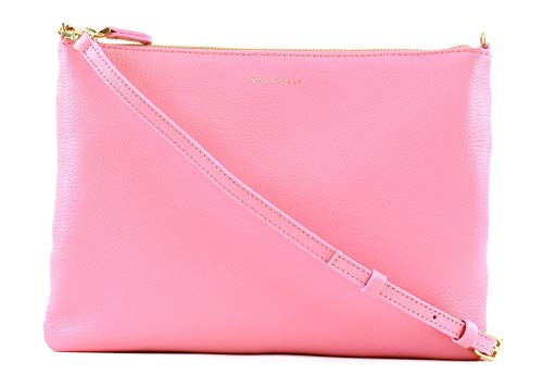 Coccinelle Mini Bag Small Frizione Bubble Gum