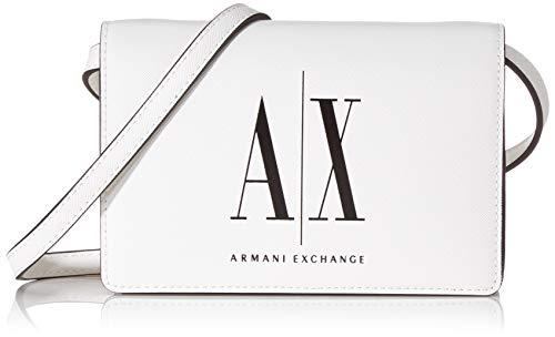 ARMANI EXCHANGE Icon Cross Body Bag...