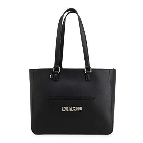 Love Moschino Borsa donna a mano o spalla con pochette removibile...