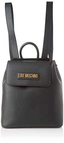 Love Moschino Jc4265pp0a, Zaino Donna, Nero (Black), 15x27x29 cm (W x...