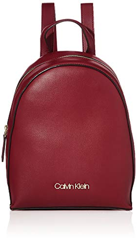 Calvin Klein Ck Must Psp20 Sml Backpack - Borse Tote Donna, Rosso...