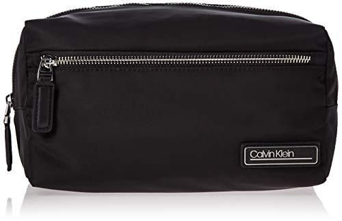 Calvin Klein Primary Washbag - Casi di carta Uomo, Nero (Black),...