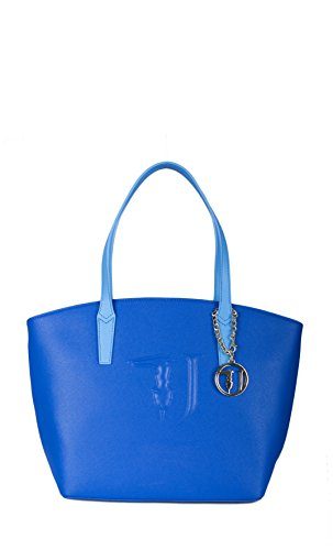 Trussardi Jeans Borsa a spalla ischia bluette Primavera Estate...