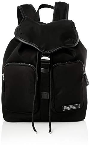 Calvin Klein Primary Backpack Lg - Zaini Donna, Nero (Black), 1x1x1 cm...