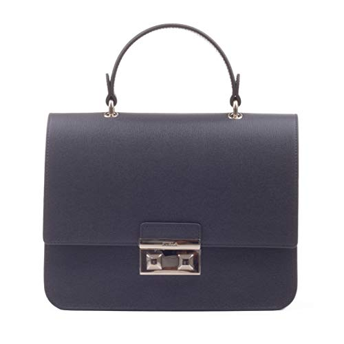 FURLA Borsa a Mano Top Handle Donna con tracolla in Pelle Colore...