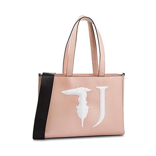 Trussardi Jeans Borsa t-easy shopper 75B00640 P040 light pink