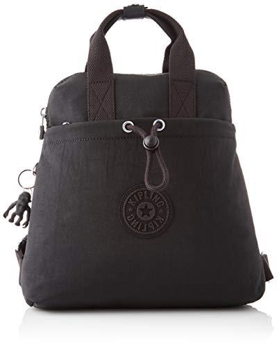 Kipling GOYO Mini, Backpacks Donna, Nero Noir, 11x27x27.5 cm