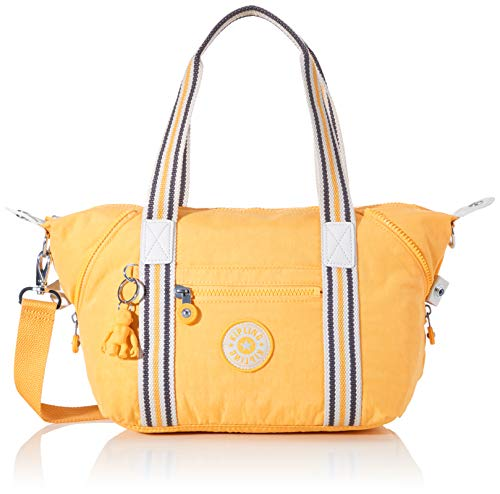 KiplingArt MiniDonnaBorse a secchielloGiallo (Vivid Yellow)28 Cmx 235...