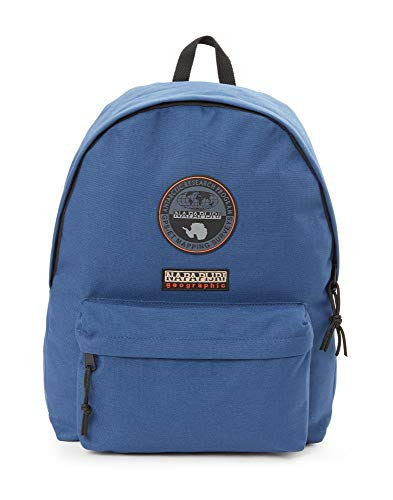 Napapijri Voyage, Zaino Casual, 40 cm, 20.8 liters, Blu (Medium Blue)