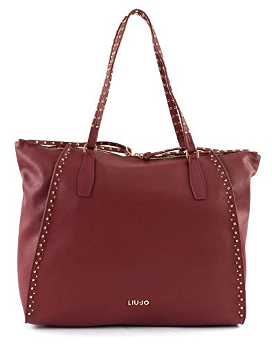 Liu Jo Jeans LIU JO A68046 E0033 Shopping Donna Bordeaux TU