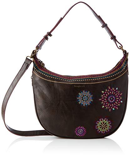 Desigual Accessories PU Shoulder Bag, Borsa a Tracolla. Donna,...
