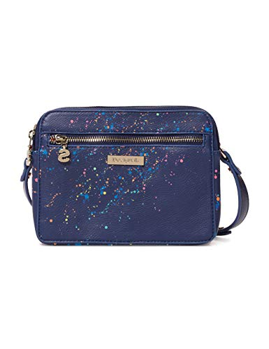 Desigual Bag Siracusa Edson Women - Borse a tracolla Donna, Blu...