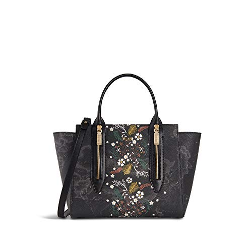 Alviero Martini 1^ Classe Borsa a Mano Piccola Autumn Night - Nero 26...
