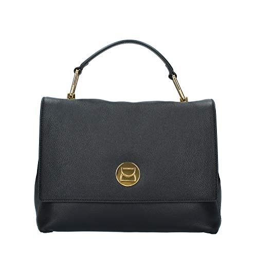 Coccinelle Liya Top Handle Bag Noir
