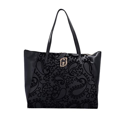 Liu Jo M69088E0002 Shopping Donna Nero PZ