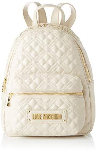 Love Moschino Jc4204pp0a, Zaino Donna, Avorio (Ivory), 13x33x27 cm (W...