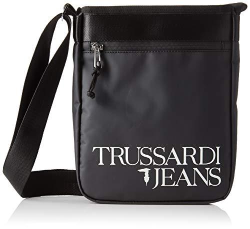 Trussardi Jeans T-Travel Reporter MD PVC, Borsa Organizer portatutto...