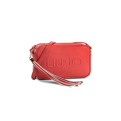 LIU JO S CROSSBODY N18110E0300-81662 FLAME RED
