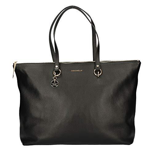Coccinelle Borsa Donna shopping Nero - E1DS5110101001