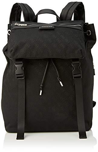 Guess SALAMEDA Backpack, Uomo, Nero, 45,40,15