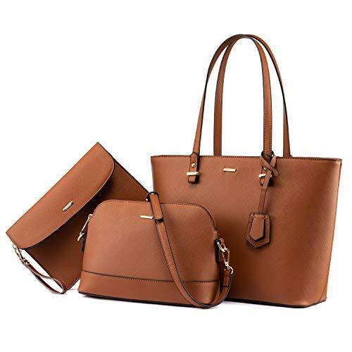 LOVEVOOK Borsa Donna Tracolla Borsa Spalla Borse a Mano Borsa Shopping...
