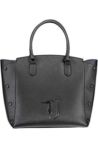 Trussardi Jeans Melissa Shopping Bag Ecoleathe, Borsa a Mano Donna,...