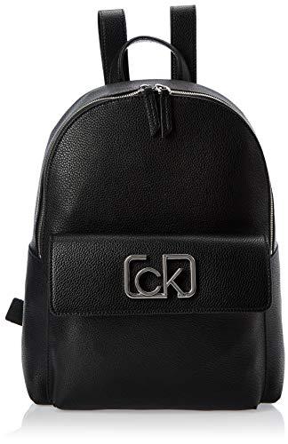 Calvin Klein Ck Cast Backpack - Borse a spalla Donna, Nero (Black),...