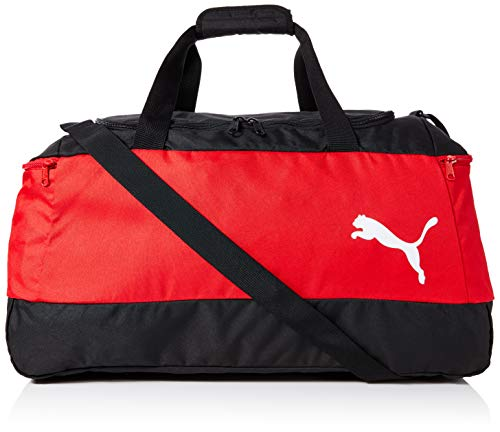 PUMA Pro Training II, Borsa Unisex adulto, Rosso Red Black, S