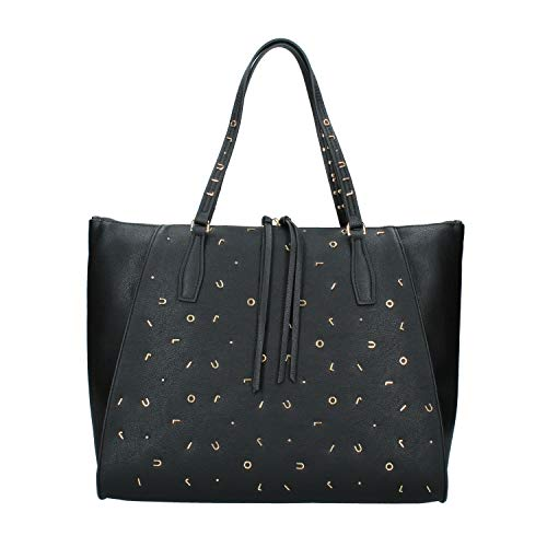 LIU JO SHOPPING BAG N69088E0031 22222 BLACK