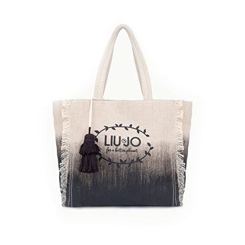 Liu Jo Shopping Bag Ecosostenibile - Nero