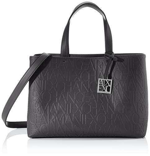 ARMANI EXCHANGE Liz – Medium Open Shopping Tote, 24 x 16 x 35 cm,...