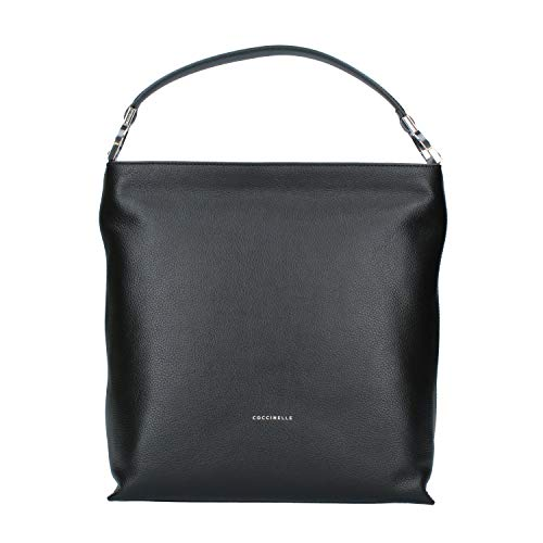 Coccinelle Hobo Bag Medium Keyla Hobo Bag Medium Nero