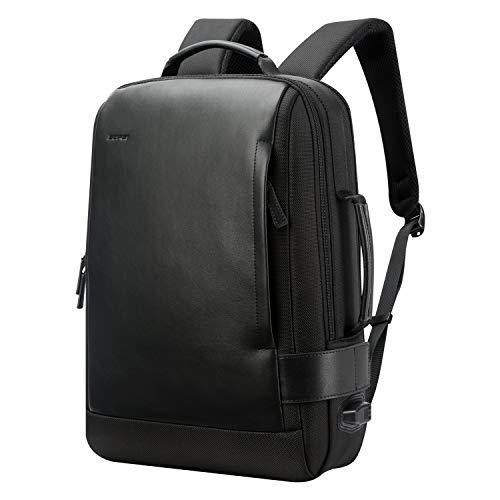BOPAI Zaino Uomo Zaino per Laptop da 15.6 Pollicii Business Zaino da...