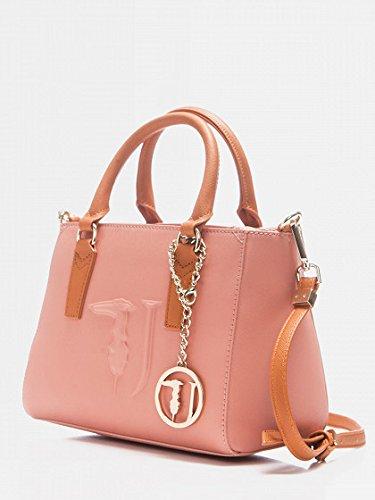 Trussardi Jeans - Borsa Donna Ischia Mini Bag Rosa Antico