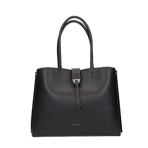 Coccinelle Shoulder Bag Alba Noir