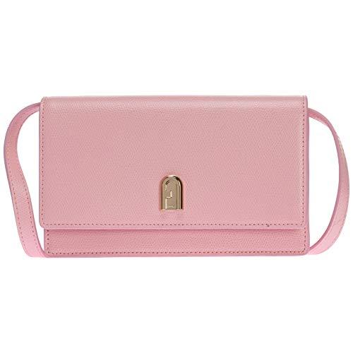 FURLA borsa a tracolla 1927 donna rosa chiaro