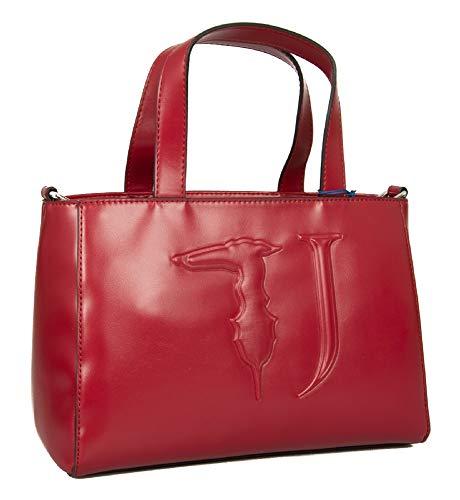 Trussardi Jeans Borsa donna mano e tracolla articolo 75B00641 T-EASY...