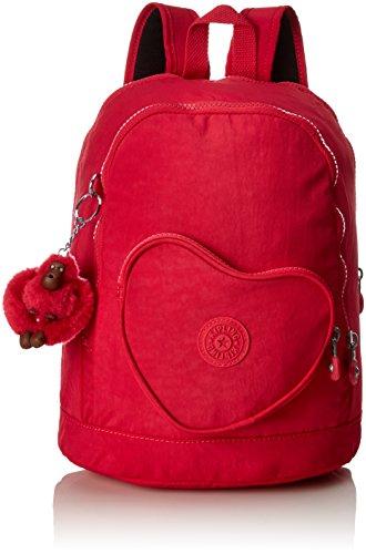 Kipling Heart Backpack - Zaini Unisex bambini, 15x24x45 cm (W x H x...