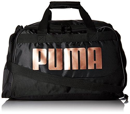 PUMA - Borsone sportivo Evercat Dispatch da donna - Nero - Taglia...