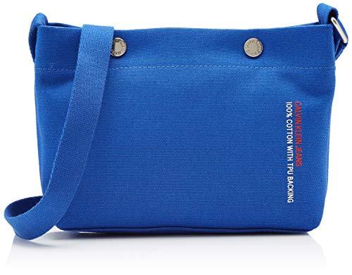 Calvin Klein Jeans Canvas Utility Cb W/Snaps - Pochette da giorno...