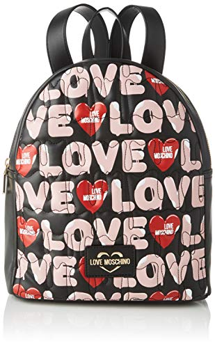 Love Moschino Jc4224pp0a, Zaino Donna, Multicolore (Black Multicolor),...