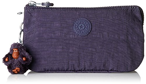 Kipling CREATIVITY L, portafogli Donna, Viola (Blue Purple C),...
