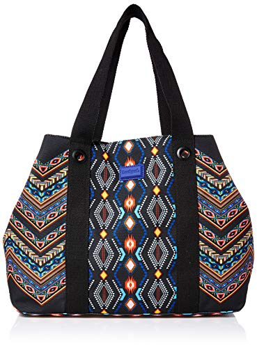 Desigual Jalisco Medina Shopping Bag Negro